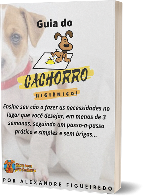 e-book Guia do Cachorro Higienico